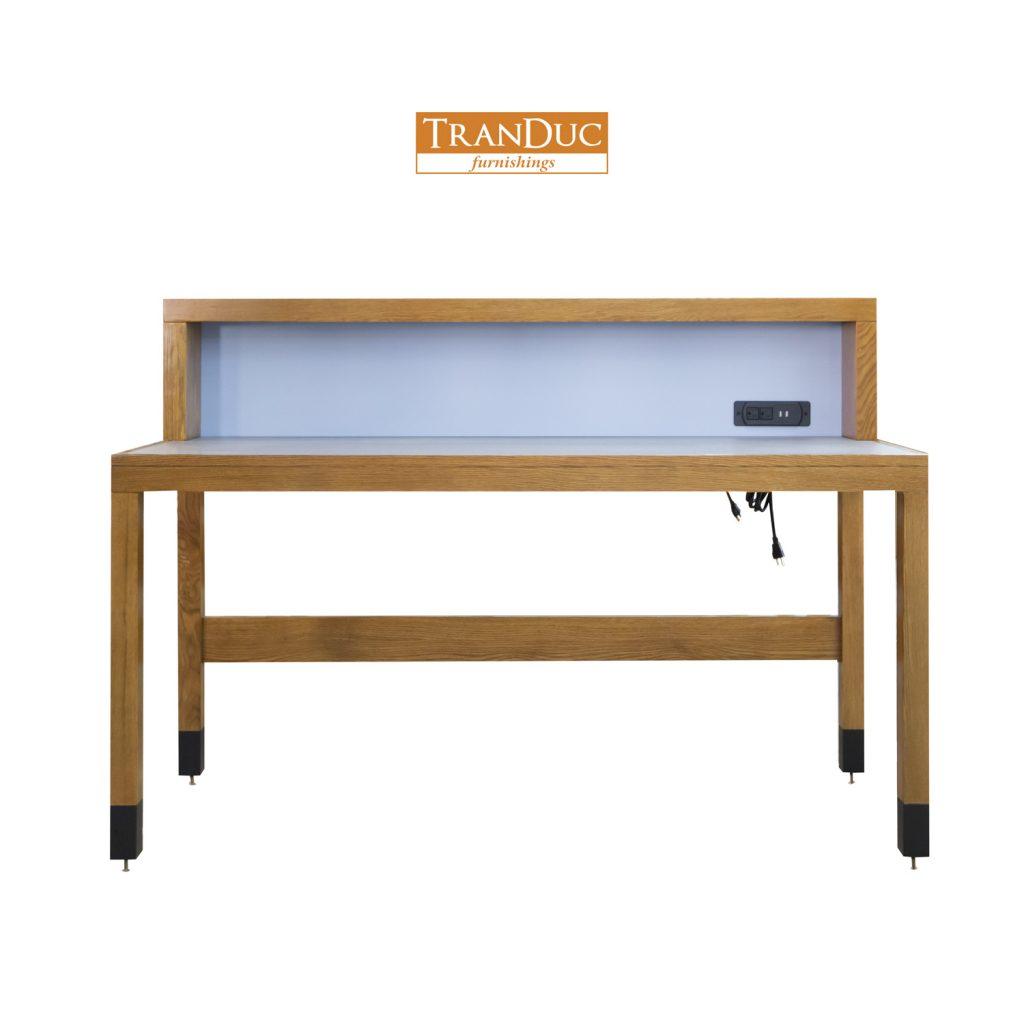 Desk with Hutch - 3127A-12v2