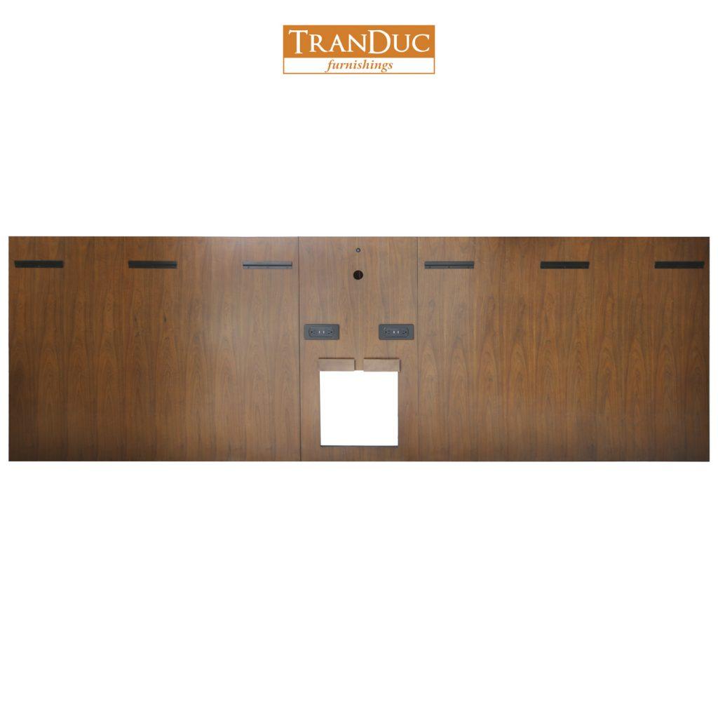 Double Queen Headboard - 53433-1v2