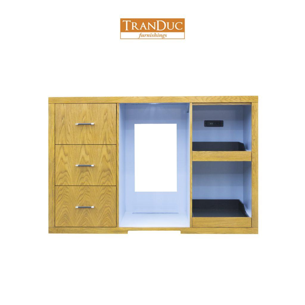 Dresser Fridge Unit - 3127A-4v2