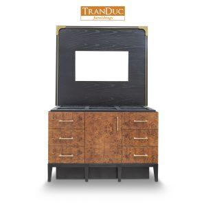 Dresser with TV Panel (E2) - 54607 -111v2