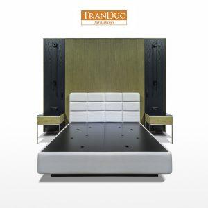 Headboard & Bedbase (E2) - JW Marriott Charlotte