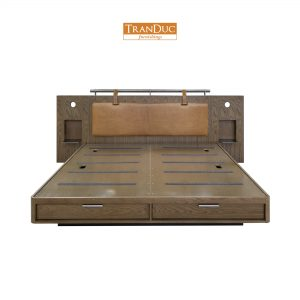 King Headboard & Bedbase - The Wink -1v22