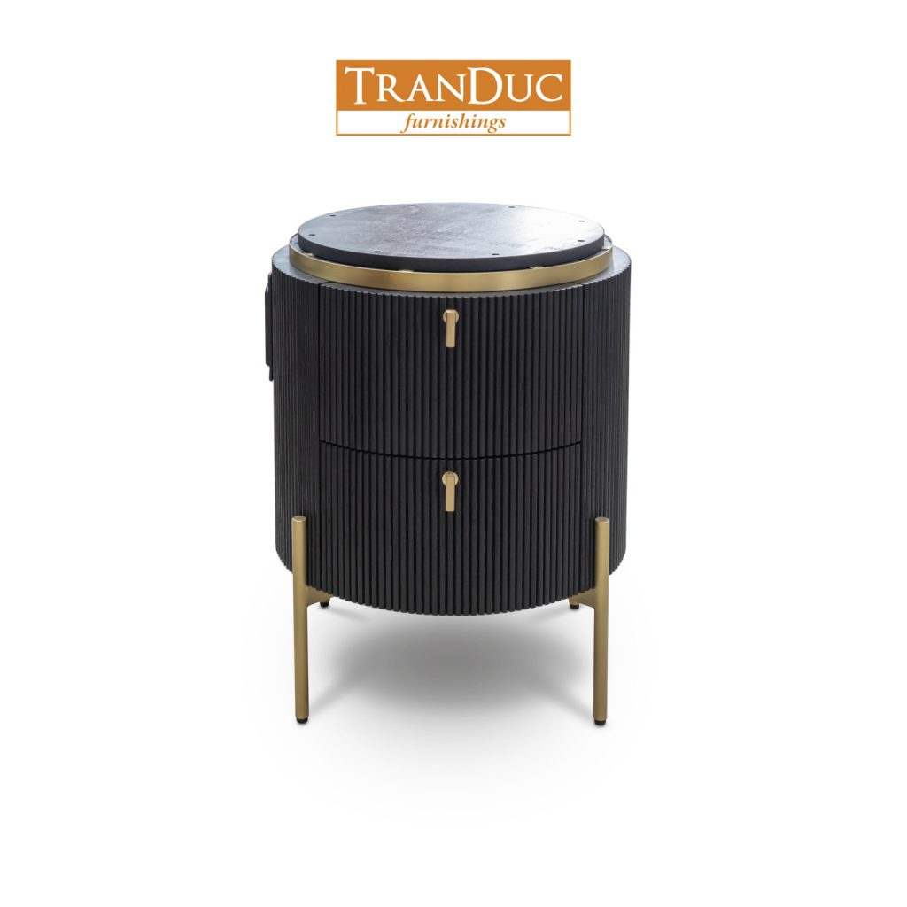 Round Nightstand (E2) - 54607 -1v2