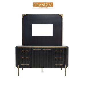 TV Unit with Wall Panel F209 (E1) - 54607 -17v2
